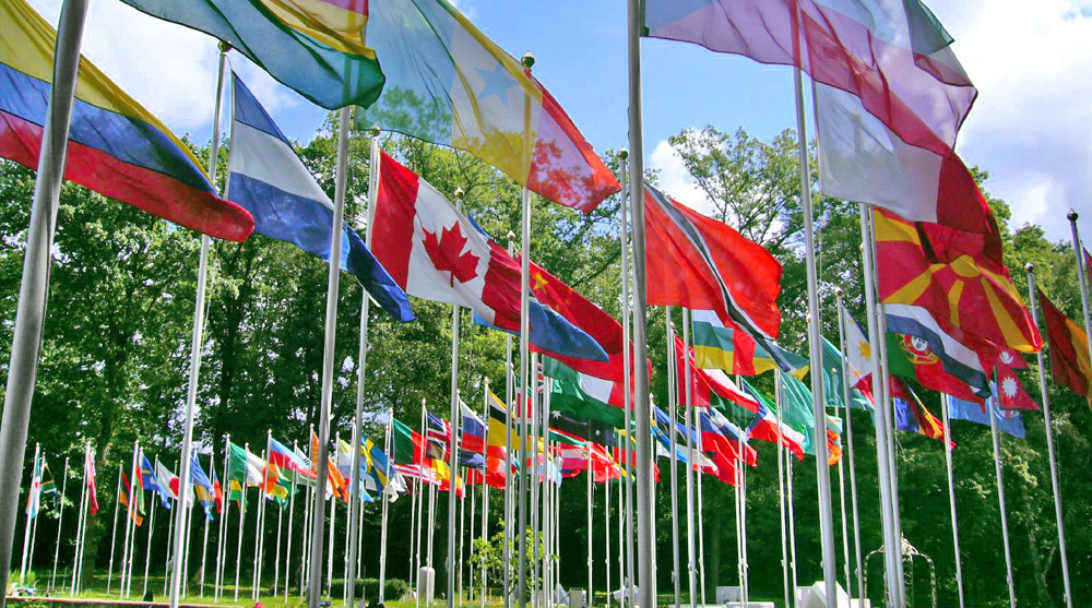 1 meru flags