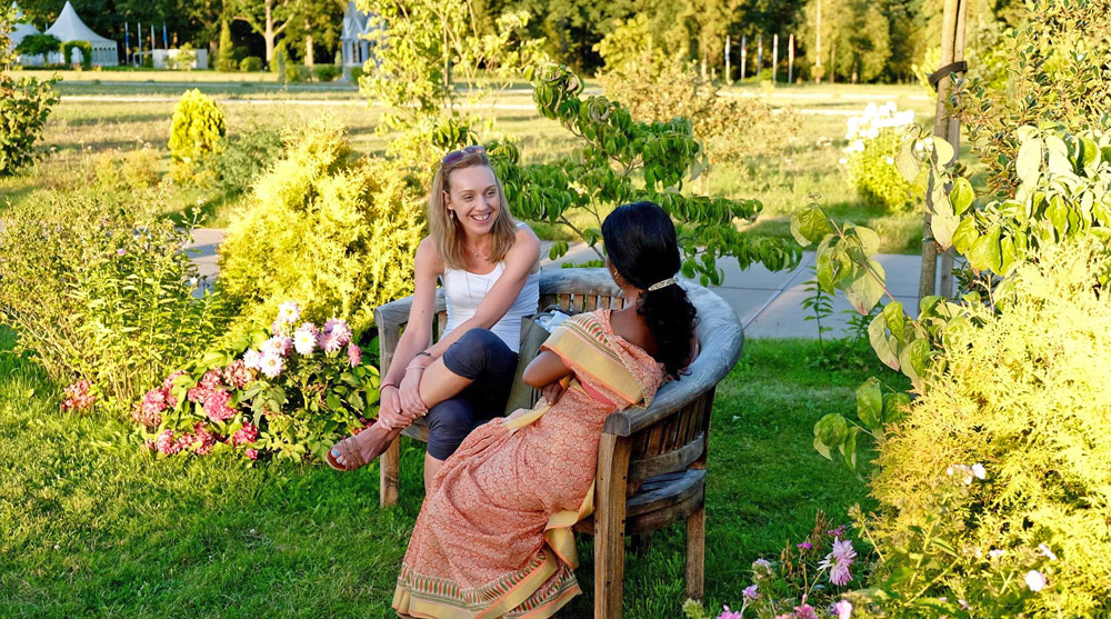 1 young meditators course meru