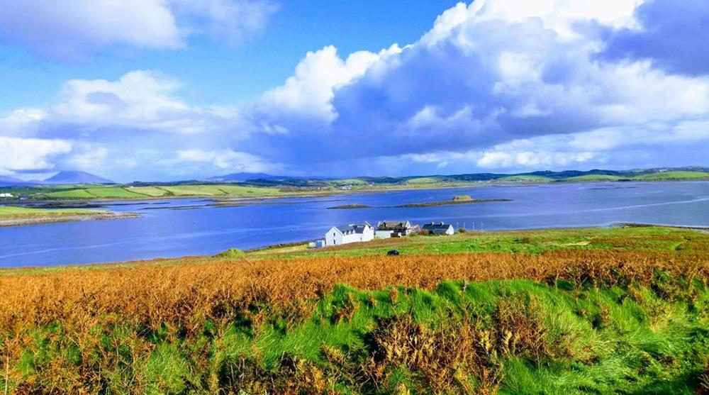 Inishraher - Maharishi Insel des Weltfriedens - Irland
